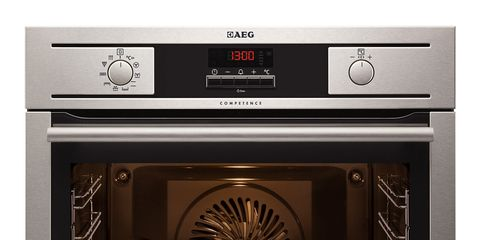 Ultramoderne AEG BP5304001M Electric Oven review KA-32