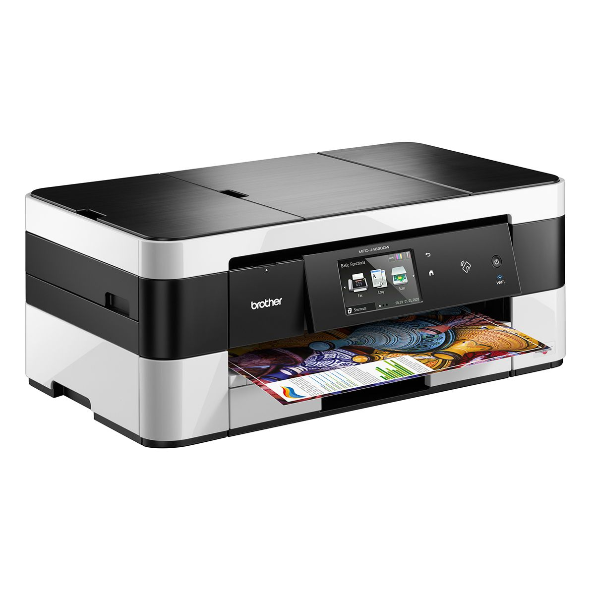 Brother DCP-J4120DW All-in-One Printer review