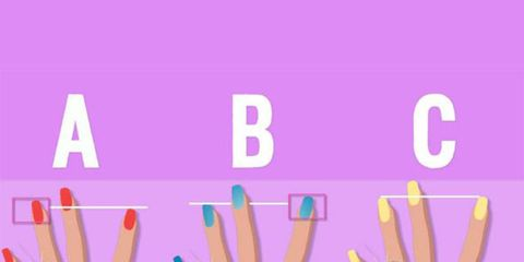 Finger, Skin, Magenta, Text, Violet, Pink, Purple, Nail, Thumb, Colorfulness,