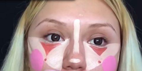 Lip, Cheek, Eye, Forehead, Eyebrow, Eyelash, Beauty, Organ, Blond, Close-up,