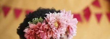 Petal, Hair accessory, Headgear, Headpiece, Photography, Artificial flower, Cut flowers, Bridal accessory, Floral design, Embellishment,