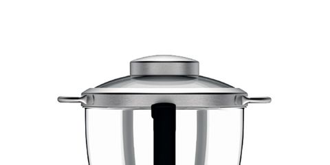Small appliance, Line, Scale, Kitchen appliance accessory, Kitchen appliance, Cylinder, Lid, Home appliance, Graphics, Silver,