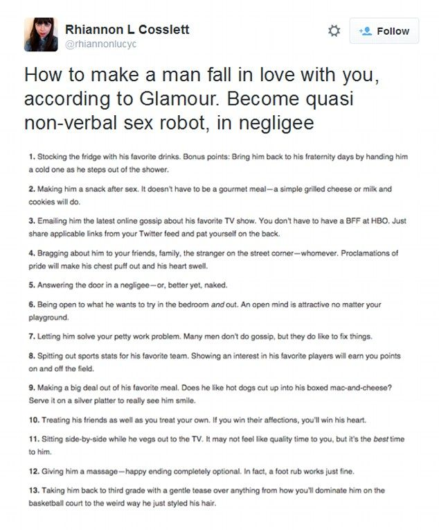 How to make a black man fall in love