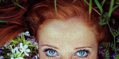 Lip, Eye, Eyebrow, Eyelash, Purple, Petal, Iris, Organ, Beauty, Lavender,