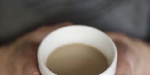 Finger, Cup, Brown, Serveware, Drinkware, Drink, Dishware, Coffee cup, Tea, Teacup,