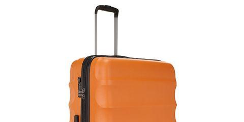 Product, Brown, Orange, Line, Floor, Rolling, Parallel, Peach, Beige, Baggage,