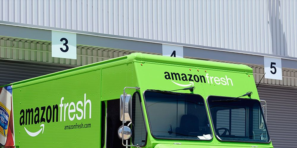 Amazon Set To Launch Its Food Delivery Service In The Uk Good