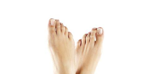 Toe, Skin, Joint, Barefoot, Nail, Organ, Foot, Tan, Beige, Nail care,