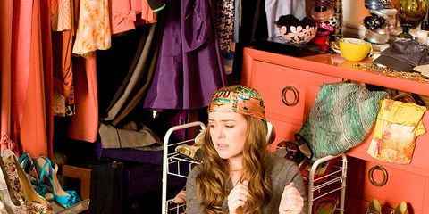 Bag, Fashion accessory, Fashion, Luggage and bags, Retail, Long hair, High heels, Collection, Sandal, Fashion design,