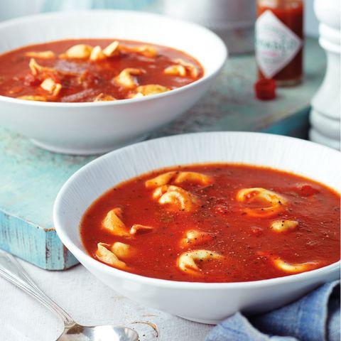 Food, Dish, Soup, Stew, Cuisine, Bottle, Recipe, Curry, Kitchen utensil, Cutlery,