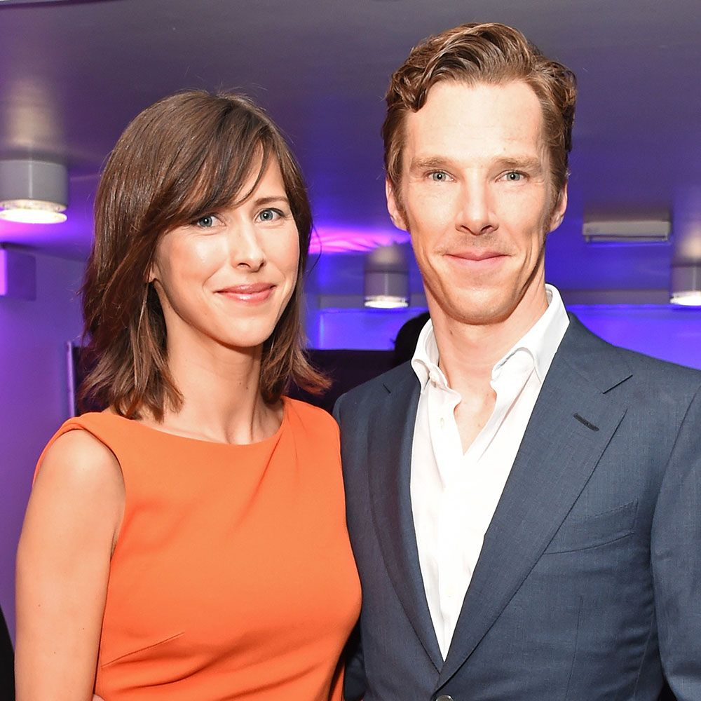 Benedict Cumberbatch and his spouse revealed the name of their firstborn 30.08.2015