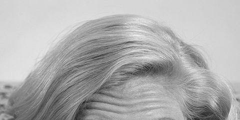 Eyebrow, Iris, Organ, Photography, Colorfulness, Close-up, Saving, Monochrome photography, Blond, Black-and-white,