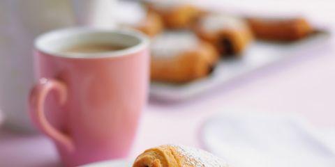 Coffee cup, Cup, Serveware, Food, Cuisine, Dishware, Baked goods, Ingredient, Drinkware, Finger food,