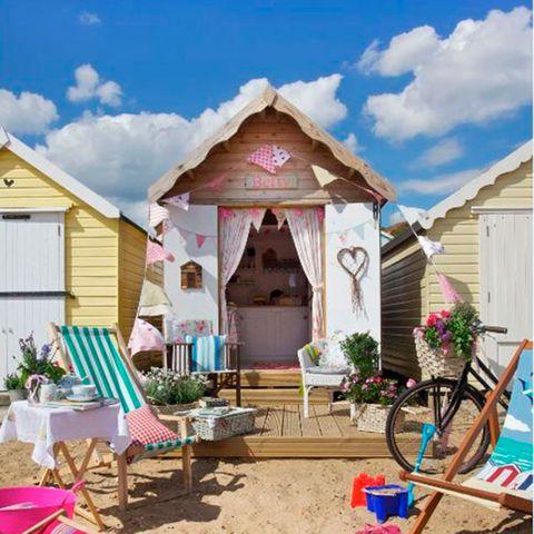 Best beach huts in Britain
