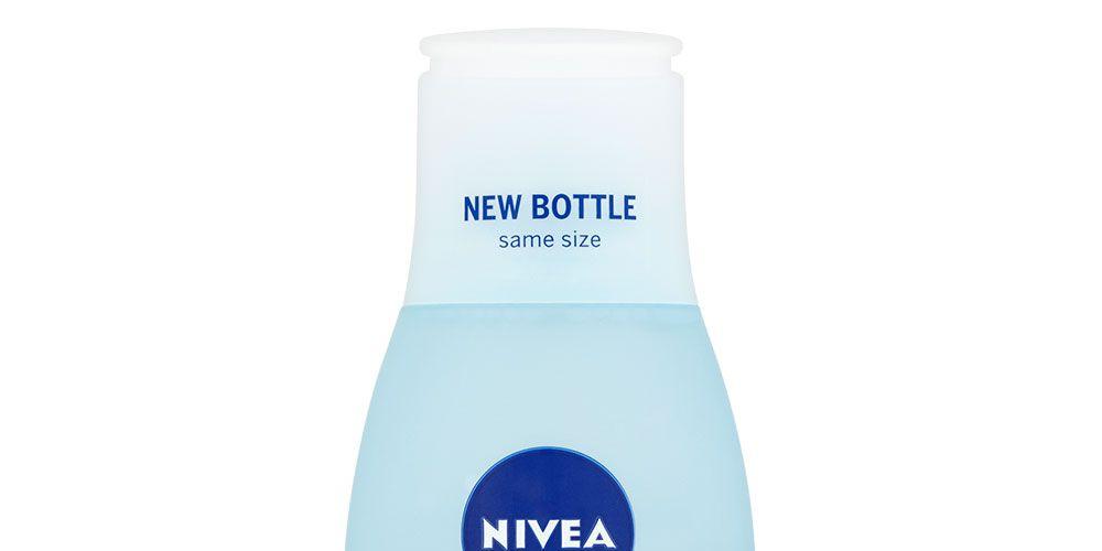 Nivea Visage Eye Make Up Remover Review