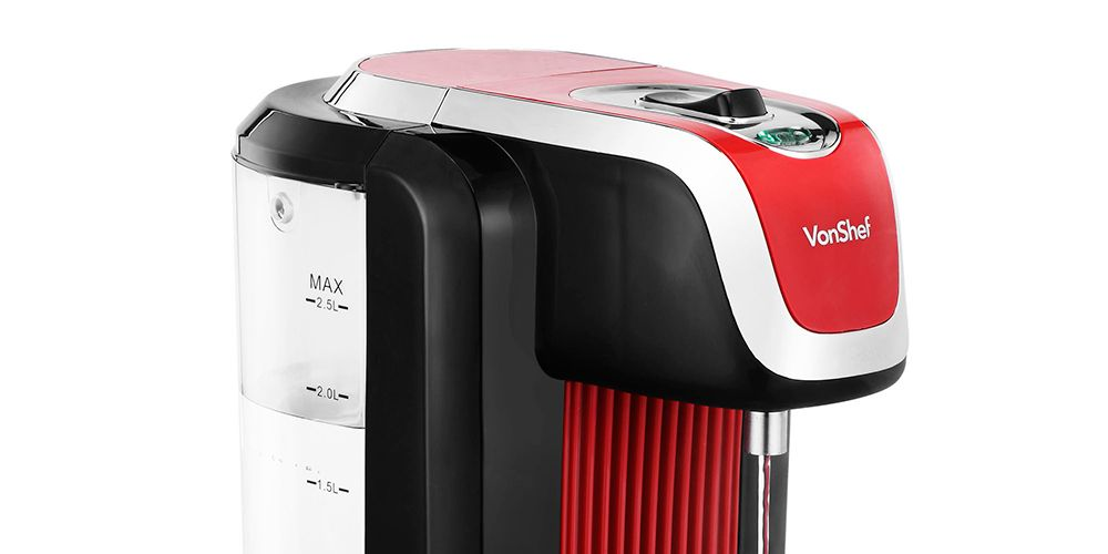 Vonshef Hot Water Dispenser 13137 Review