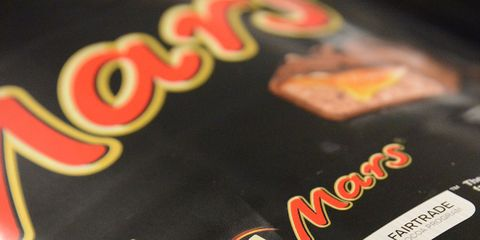 Mars Bars Now Fairtrade