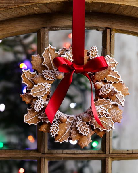 best homemade christmas gifts gingerbread wreath