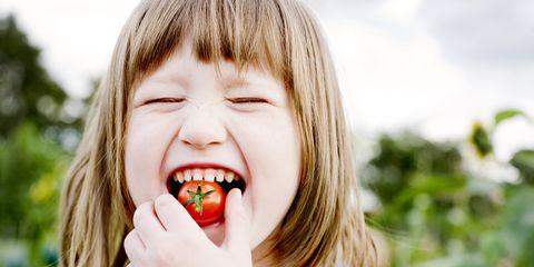 Human, Lip, Tooth, Sweetness, Food craving, Child, People in nature, Eating, Jaw, Taste,