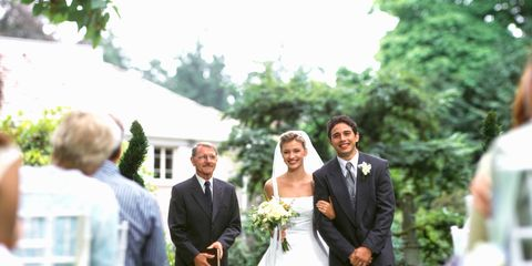 Coat, Petal, Event, Trousers, Dress, Bridal clothing, Suit, Photograph, Outerwear, Wedding dress,