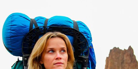 People in nature, Bag, Travel, Adventure, Backpacking, Luggage and bags, Electric blue, Outcrop, Mountaineer, Bedrock,