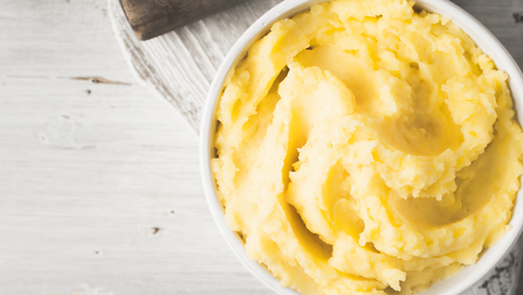 Mistakes you're making with your mashed potato
