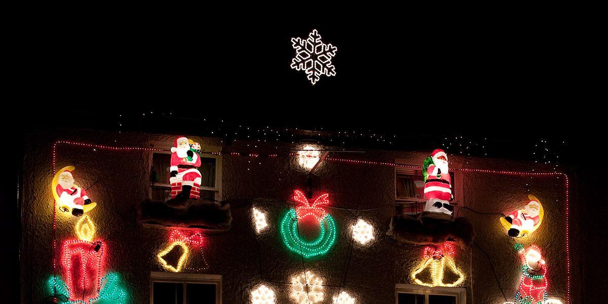 - 10 Tips For Safer Christmas Lights - Good Housekeeping
