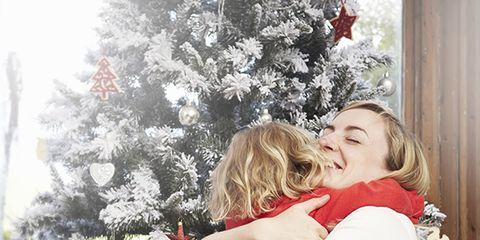 Event, Red, Christmas decoration, Holiday, Interaction, Interior design, Christmas ornament, Love, Christmas tree, Christmas eve,