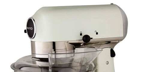 Product, White, Small appliance, Machine, Metal, Kitchen appliance accessory, Cylinder, Silver, Kitchen appliance, Aluminium,