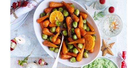 food, dishware, cuisine, tableware, plate, meal, produce, root vegetable, ingredient, dish,
