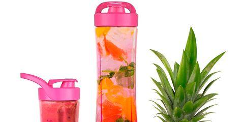 Produce, Natural foods, Pink, Liquid, Ingredient, Magenta, Ananas, Fruit, Food group, Vegan nutrition,