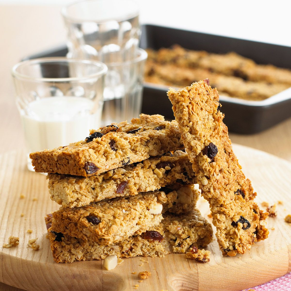 Are Fruit And Nut Based Bars Actually Good For You We Put
