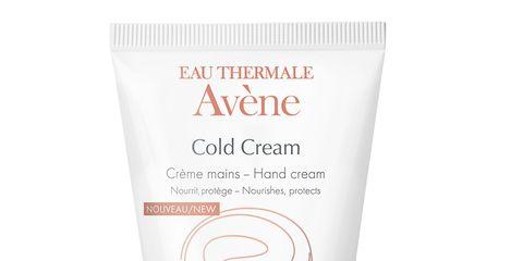 avene cold cream test