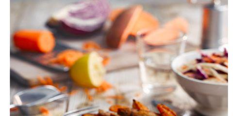 Food, Dishware, Tableware, Ingredient, Cuisine, Plate, Serveware, Orange, Recipe, Bowl,