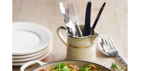 Dishware, Food, Ingredient, Cuisine, Tableware, Kitchen utensil, Serveware, Produce, Recipe, Cutlery,