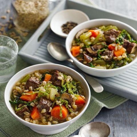 beef and barley casserole