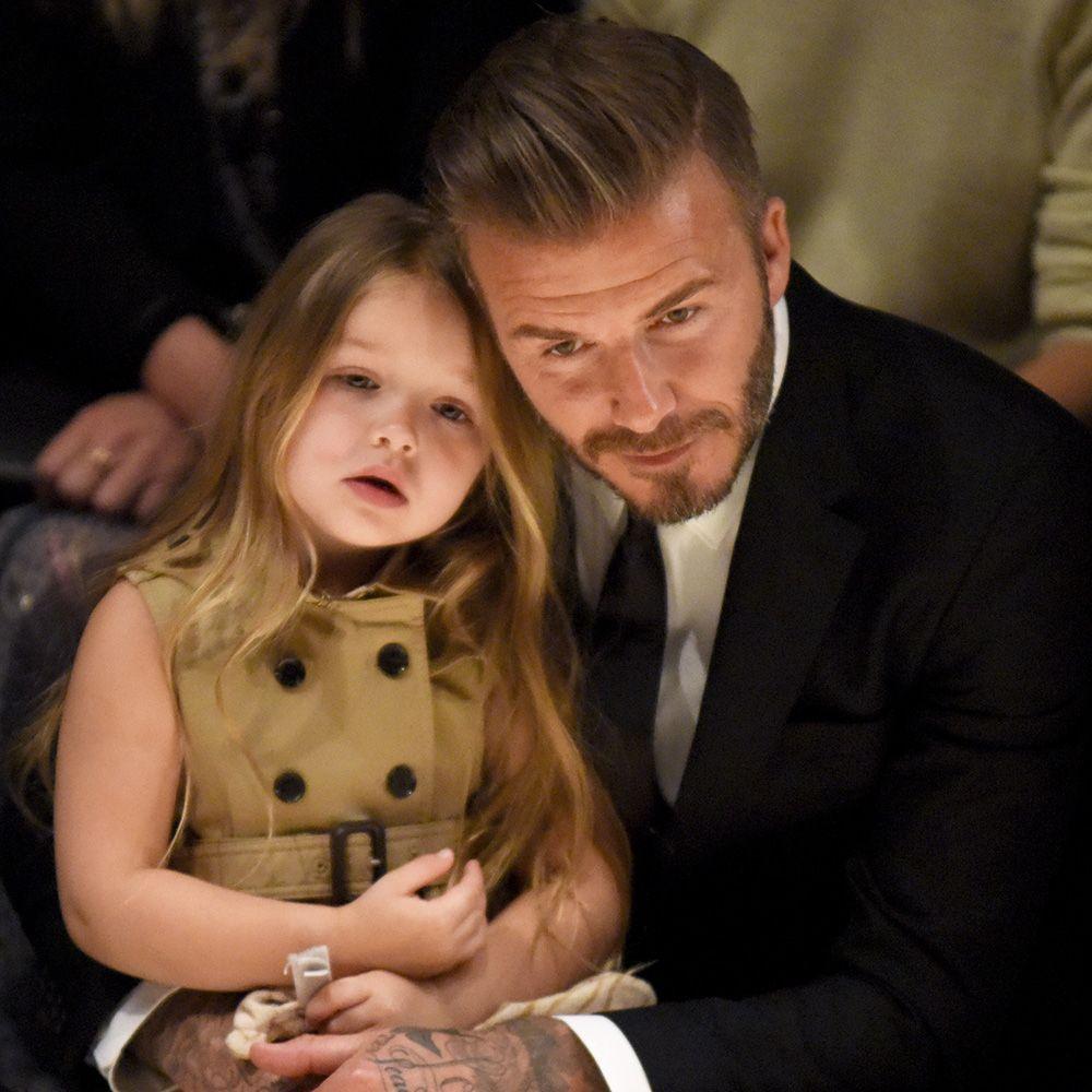David Beckham on Harper being allowed to date