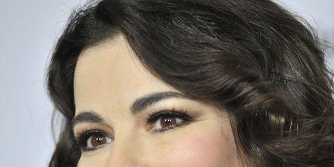 Hair, Face, Nose, Mouth, Smile, Lip, Cheek, Eye, Hairstyle, Chin,