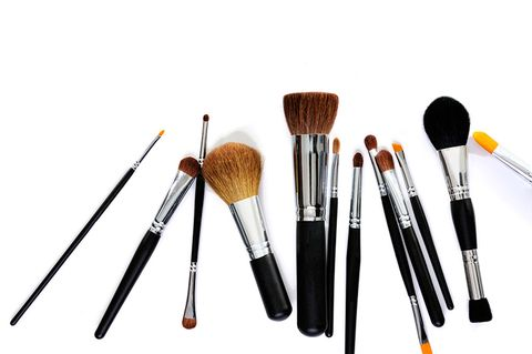 How To Clean Makeup Brushes At Home How To Wash Makeup Brushes And