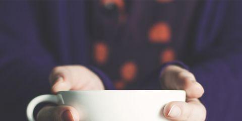 Finger, Cup, Product, Coffee cup, Drinkware, Hand, Mug, Gadget, Tableware, Serveware,