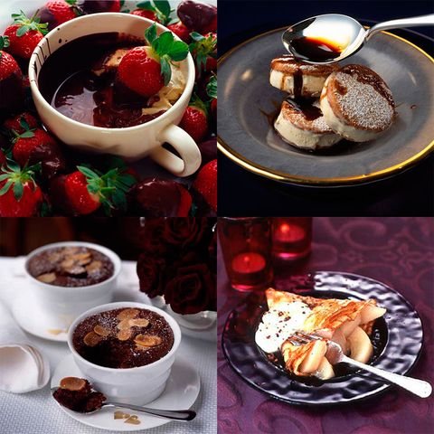 Romantic Meals Valentine S Day Dessert And Pudding Recipes