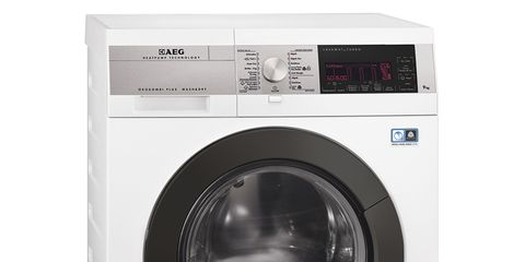 Product, Washing machine, Major appliance, Clothes dryer, Photograph, White, Line, Home appliance, Light, Colorfulness,