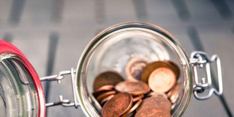 Money, Saving, Coin, Currency, Cash, Metal, Copper, Photography, Money handling, Bronze,