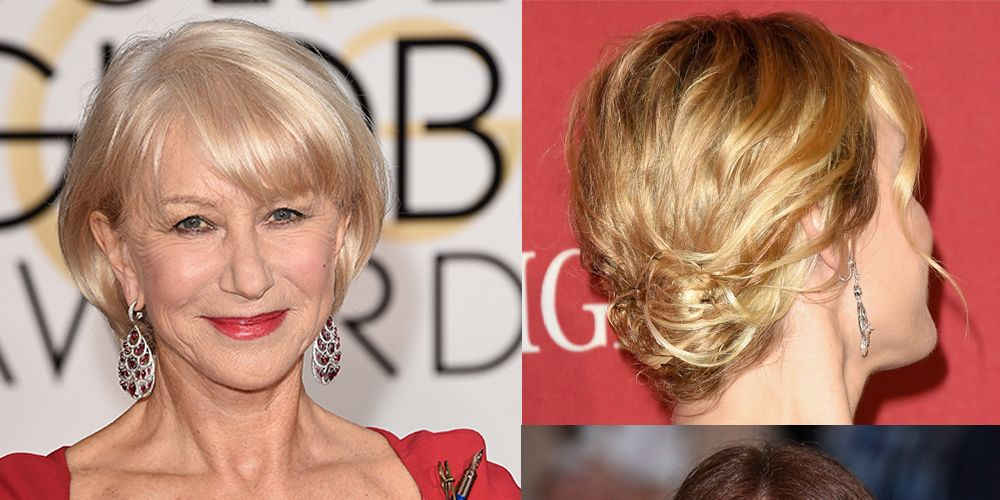 Special Occasion Hairstyle How Tos For Women In Their 60s