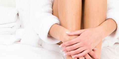 Finger, Skin, Toe, Joint, Human leg, Nail, Wrist, Nail care, Muscle, Foot,
