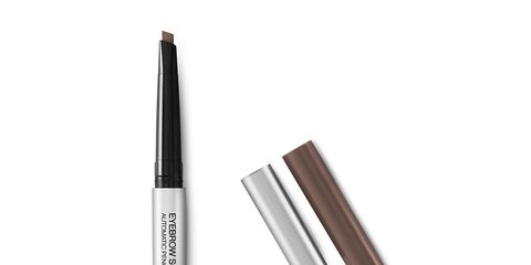 Brown, Writing implement, Stationery, Office supplies, Material property, Office instrument, Pen, Cosmetics,