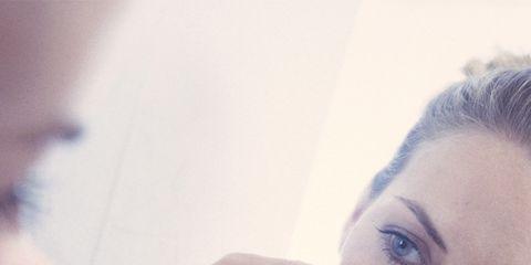 Finger, Lip, Skin, Eyebrow, Eyelash, Hand, Nail, Organ, Iris, Wrist,