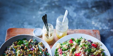 Food, Cuisine, Salad, Tableware, Meal, Ingredient, Recipe, Dishware, Dish, Kitchen utensil,