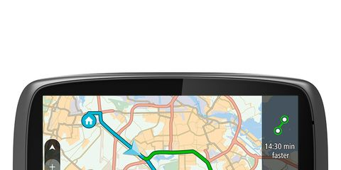 Product, Electronic device, Display device, Technology, Gps navigation device, Electronics, Line, Font, Gadget, World,
