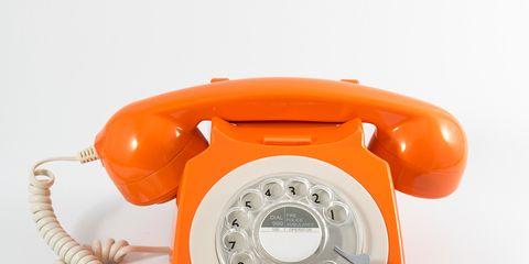 Product, Orange, Electronic device, Communication Device, Red, Telephony, Technology, Telephone, Amber, Gadget,